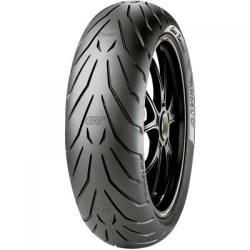 190//55ZR-17 D Pirelli Angel GT Rear Spec Motorcycle Tire for KTM 1190 RC8 R 2009-2015 75W